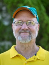 Keith Crowdus | Staff Photo | Director of Maintenance at Little Flower