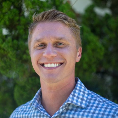 Kevin Wessa | Staff Photo | Pastoral Associate at Little Flower